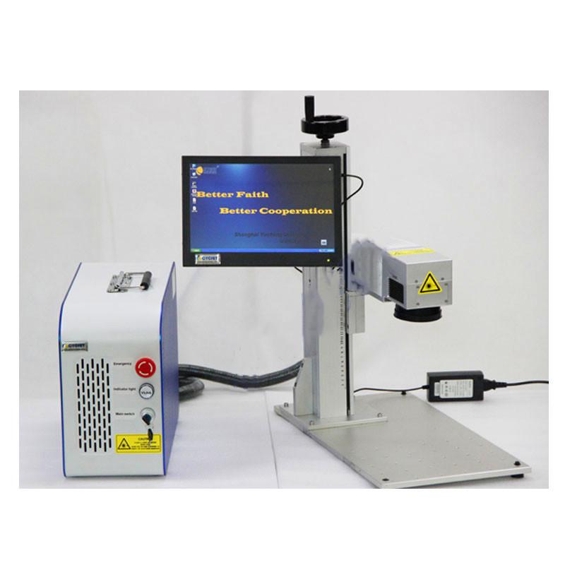 CYCJET Laser printing machine for jewelry