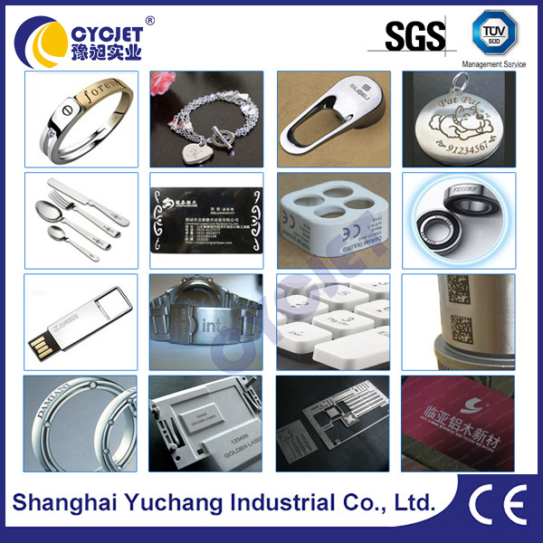 CYCJET ring laser engraving machine