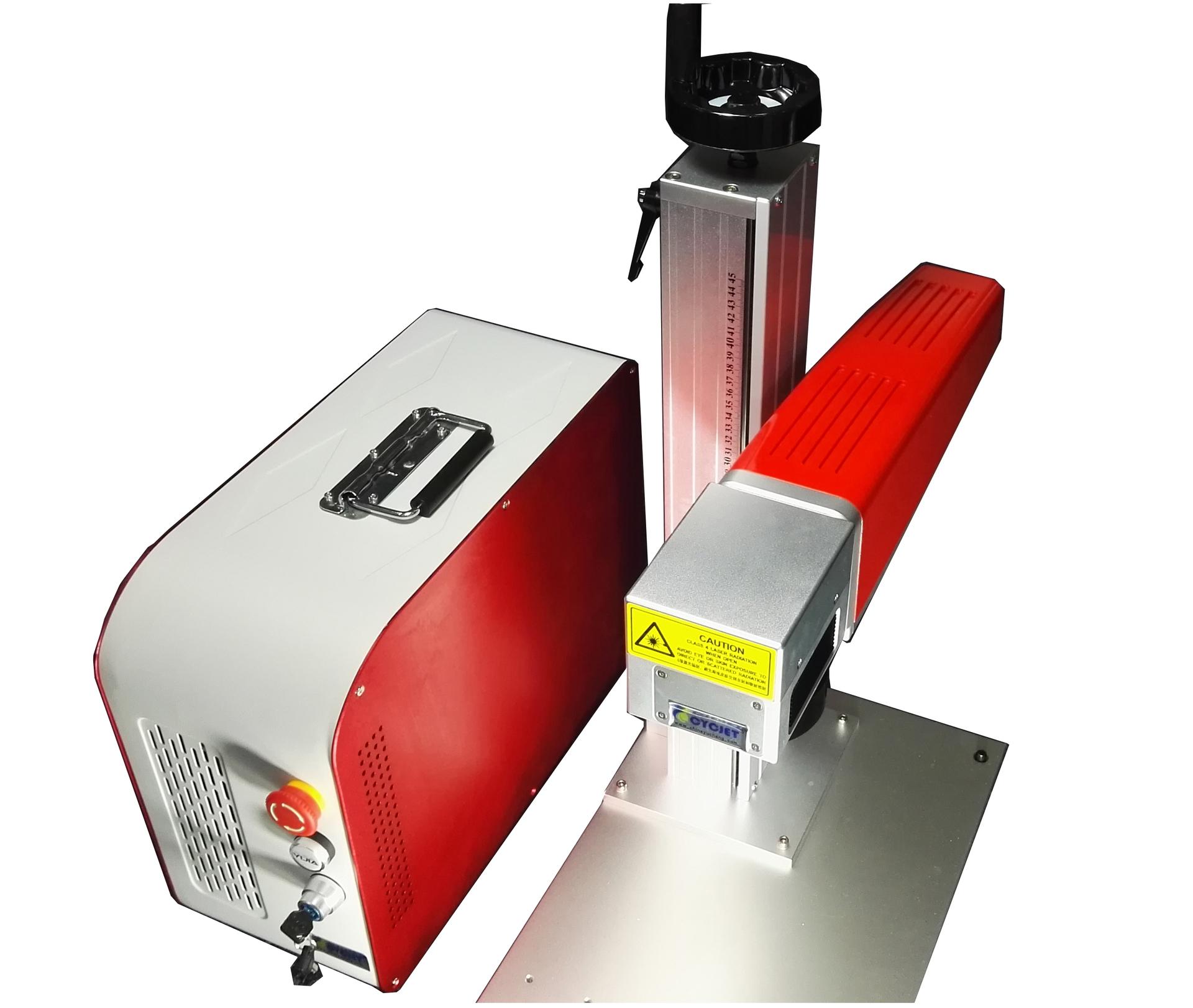 CYCJET Laser Engraving Machine