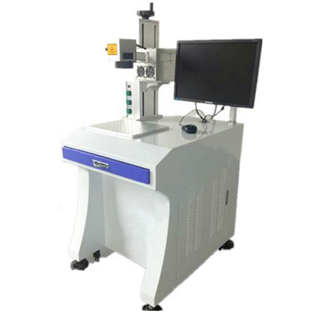 CYCJET Portable Number /Logo/ Image Laser Printing Machine on Wood