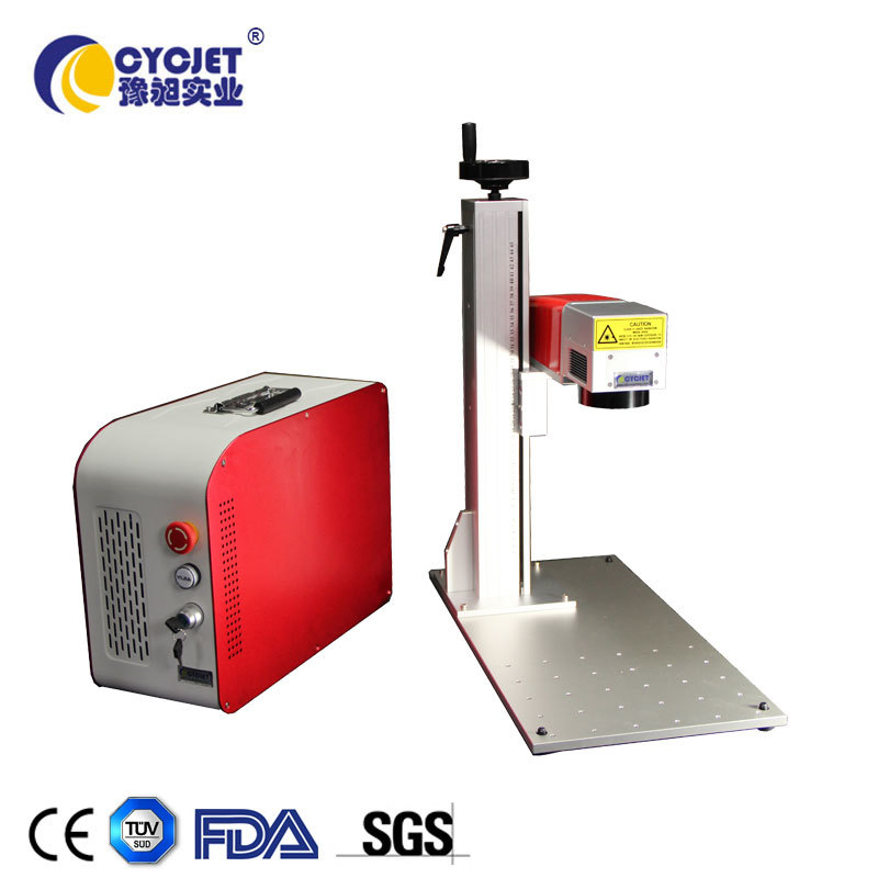 Handheld Laser Printer with good price/laser printing machine/laser coding machine