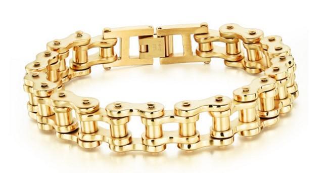 Decent handmade delicate stainless steel bracelet bisuteria