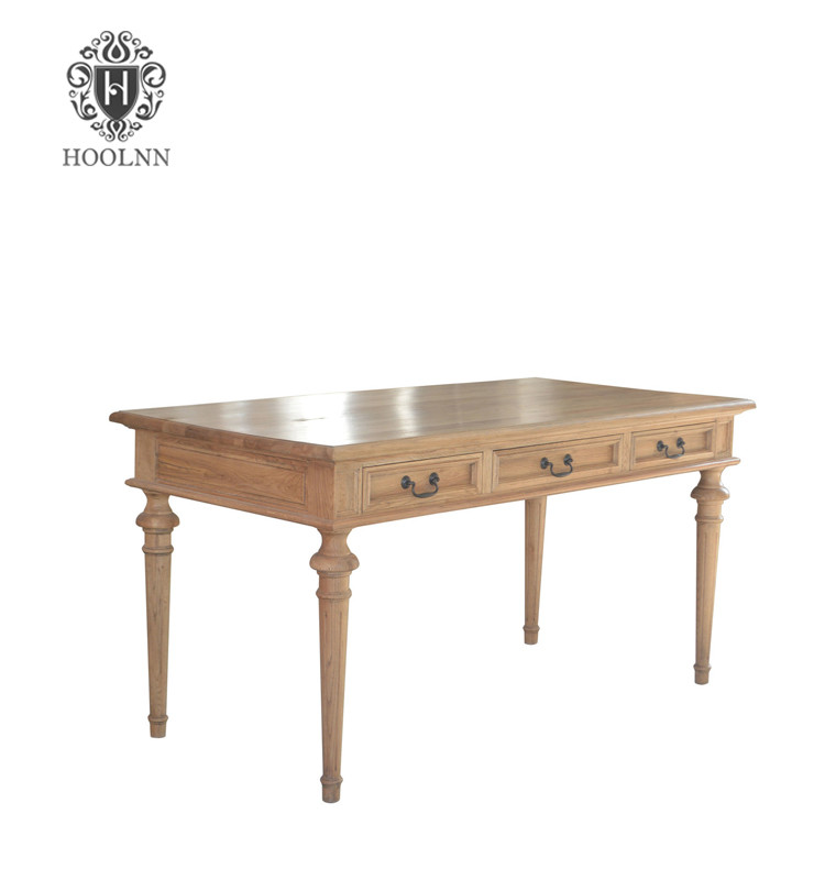 French Provincial Neoclassic Desk