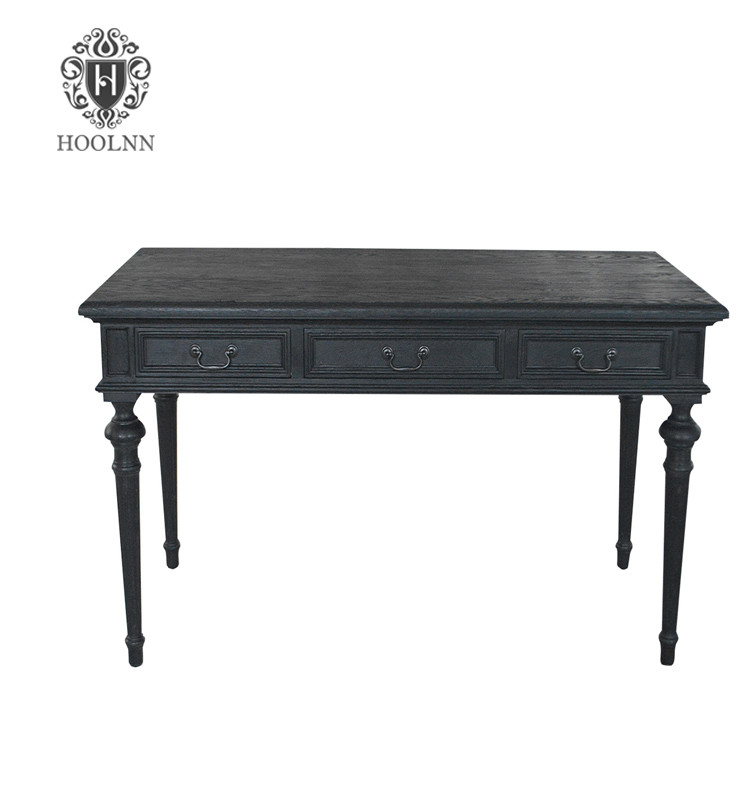 French Oak Writing Desk HL143