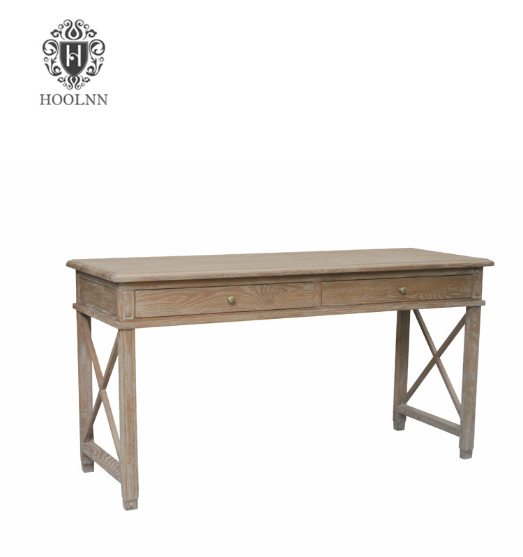 French-style Oak Writing Desk HL540-103