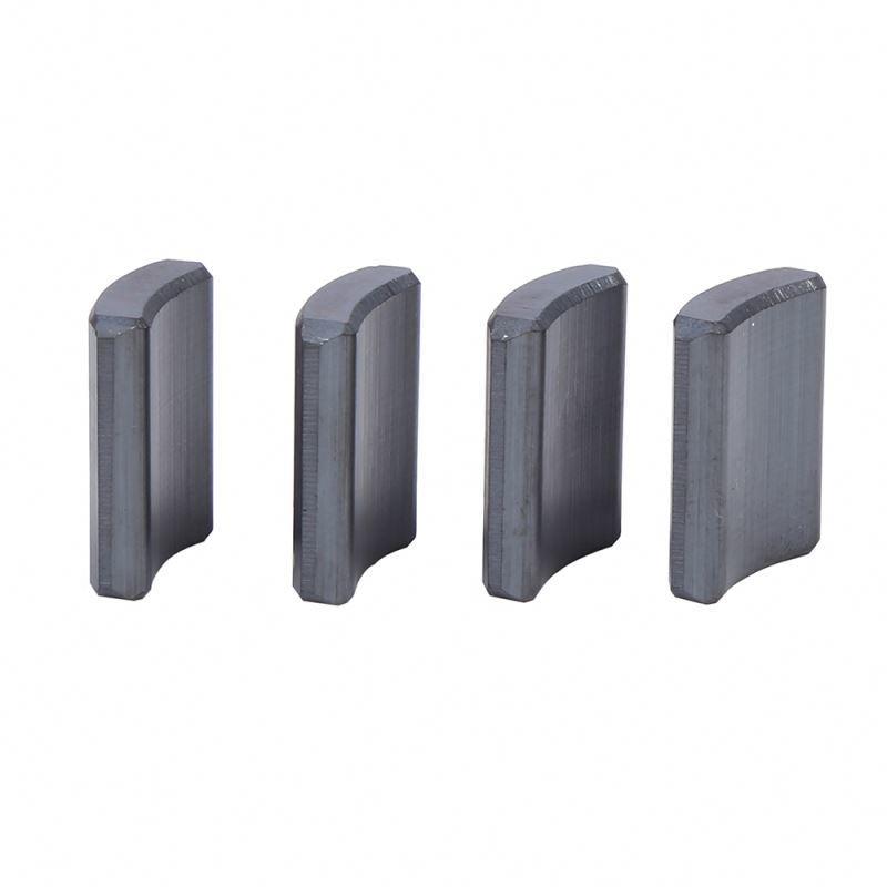Arc Ferrite Magnet , Permanent Magnet , Ferrite Motor Magnet