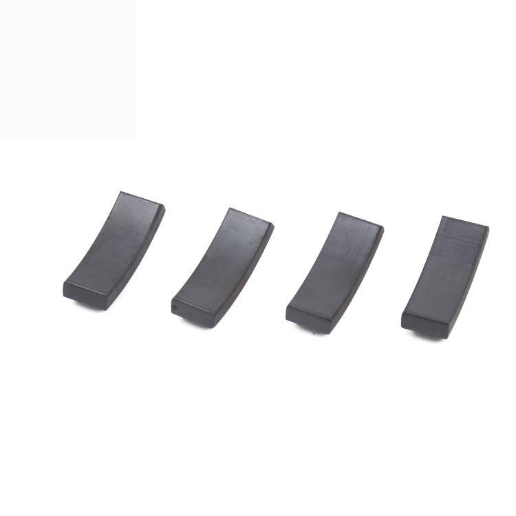 High Quality Ceramic Segment Y30 Y33 Y34 Y35 Arc Ferrite Magnet For BLDC Motors
