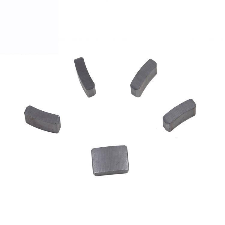 Wholesale Arc Ferrite Magnet Curve Ferrite Motor Magnet