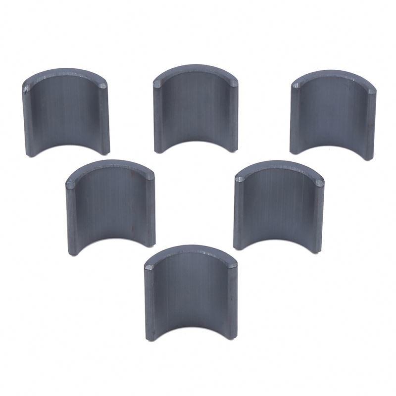 Industrial Magnet Y30 Ferrite Magnets Arc Segment Magnets