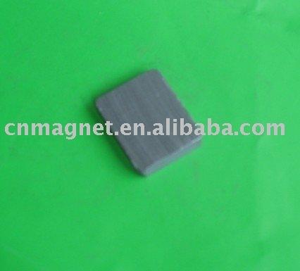 Block ferrite magnet manufactory