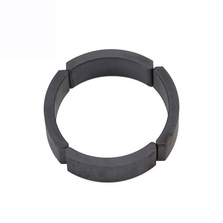 Y30 Arc Shape Ferrite Magnet For Industrial Motors