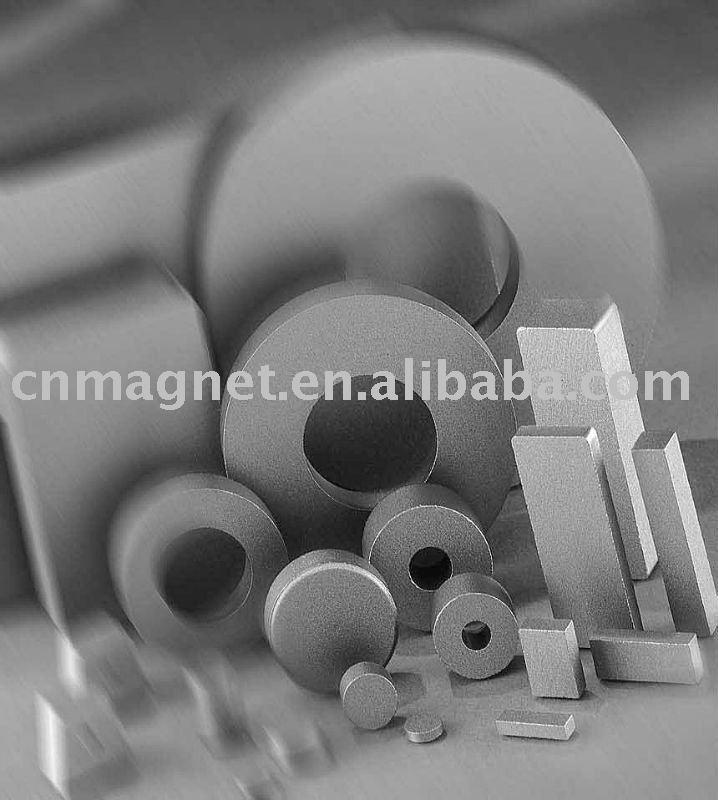 Hard Ring Shape Ferrite Magnet