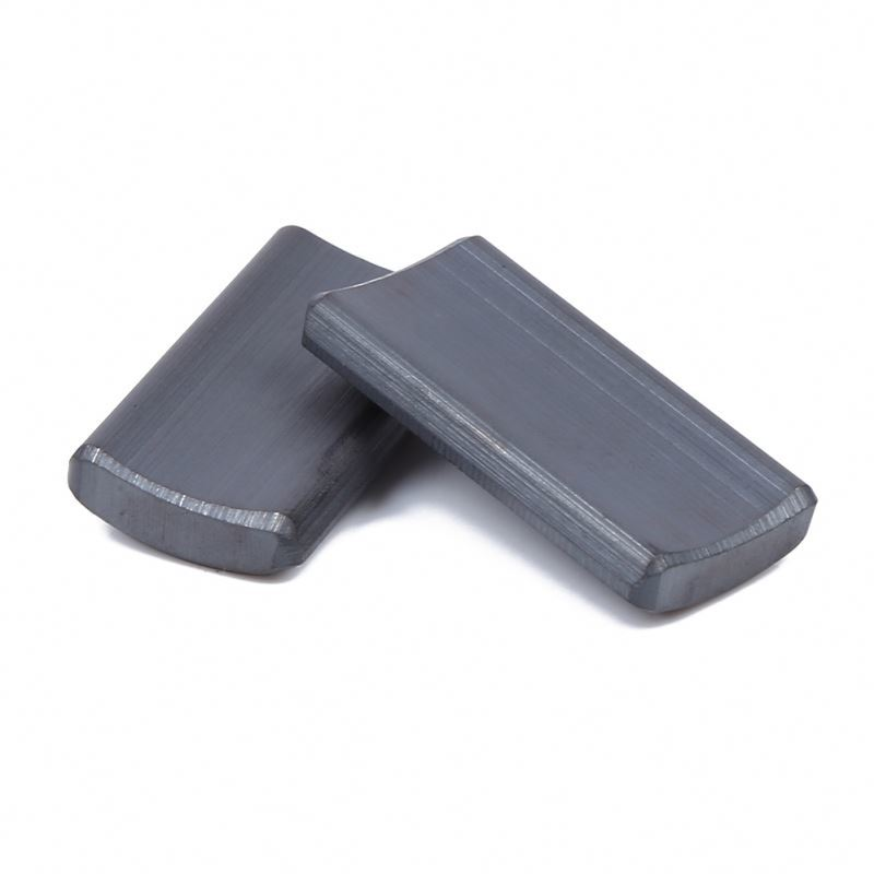 Direct Factory Price Anisotropic Segment Arc Ferrite Magnets For Motor And Generator