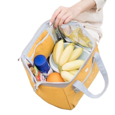 2012 Hot Sell Office cheap insulated Lunch Bag with handle