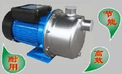 Self-Priming Jet Pumps (BJZ037-B) in Stainless Steel with CE Approved