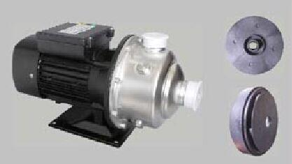 Horizontal Multistage Centrifugal Pumps (CAM2-20(T)) with CE Approved