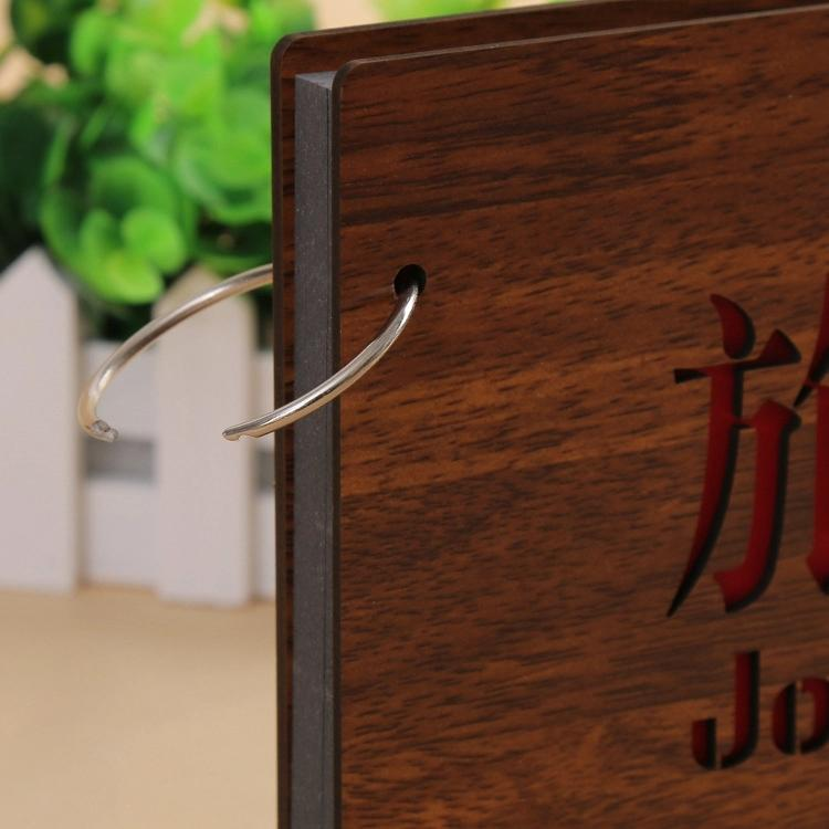 product-Dezheng-Wooden Cover Loose-Leaf Ring Binding DIY Photo Album For Lovers-img-1
