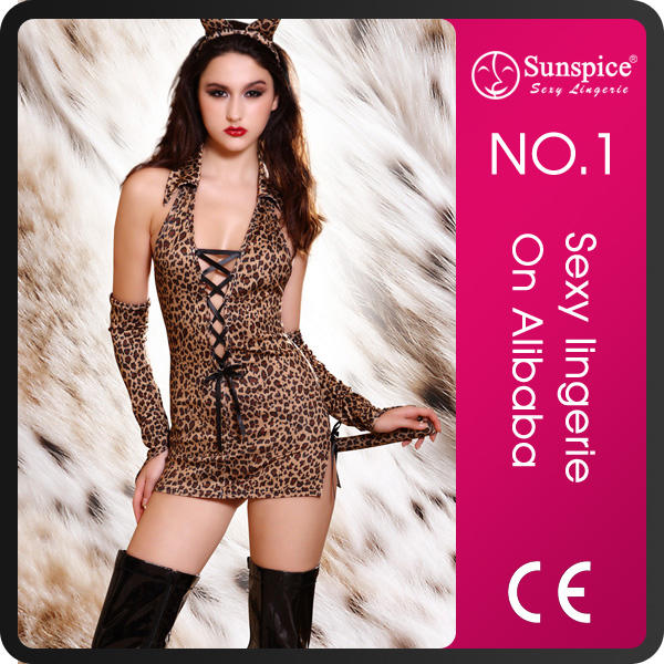 2015 Hot sales Fashionable sexy babydoll sexy country girl costume sexy cheerleader costumeclubwear costume