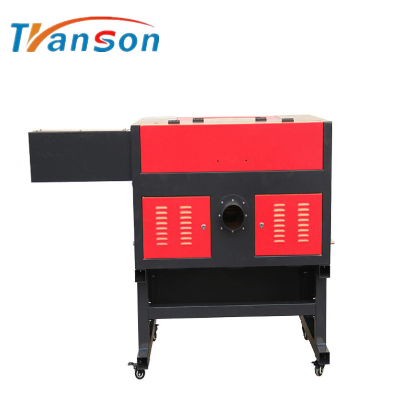 3050 Stencil Acrylic CO2 Laser Engraving And Cutting Machine For Sale