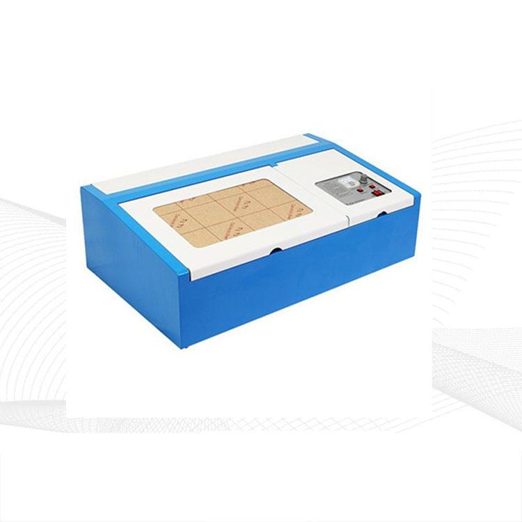 Easy to use mini machine gravure laser TS40