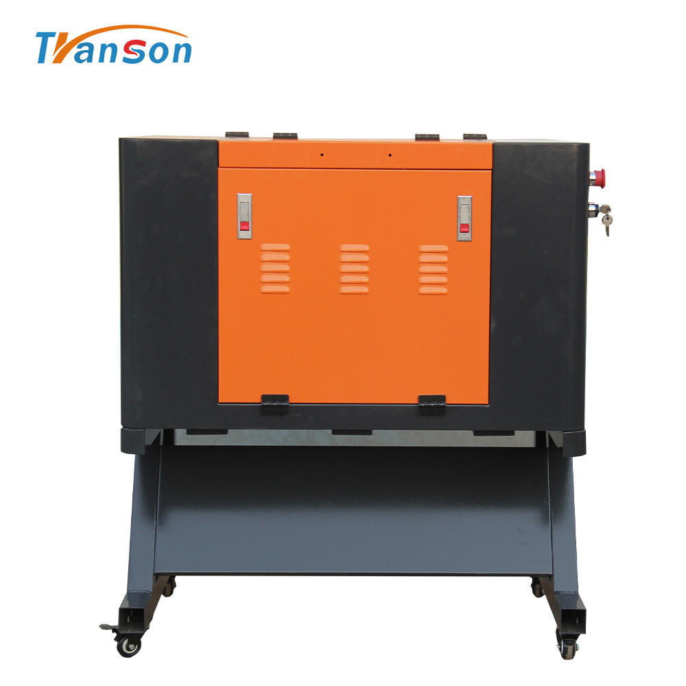 TN3050 40W 60W CO2 Laser Cutting And Engraving Machinesmall wood carving machine