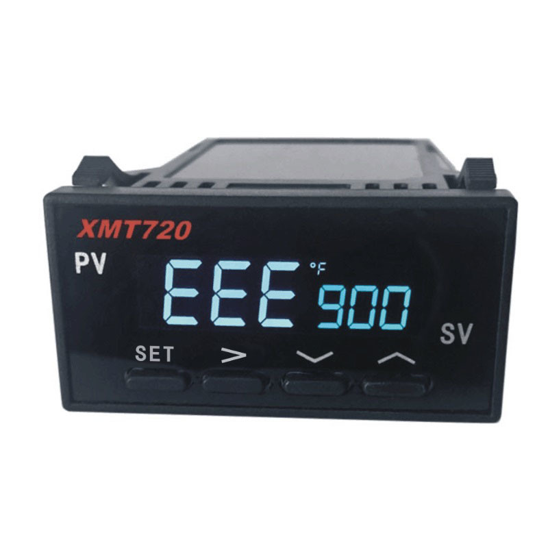 LCD Dual Display Universal 1/32DIN Digital PID Temperature Controller