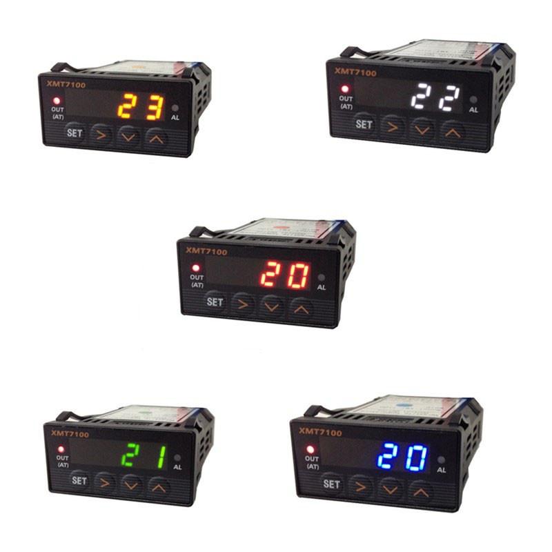 Digital Temperature Controller XMT7100Temperature Controller