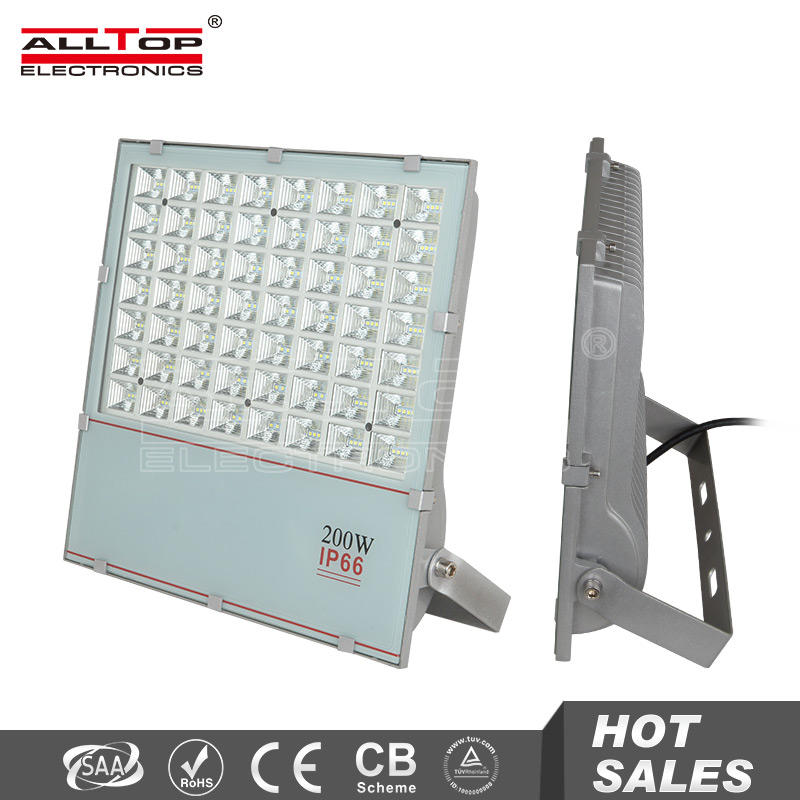 New product High quality IP65 waterproof outdoor 200w led flood lights
