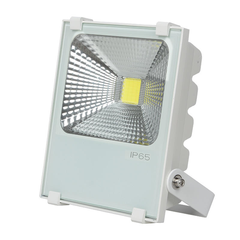 High quality die cast aluminum portable generator 30 w led flood light