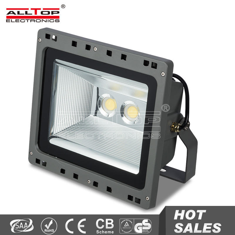Outdoor waterproof IP65 Bridgelux cob 100w led floodlight price