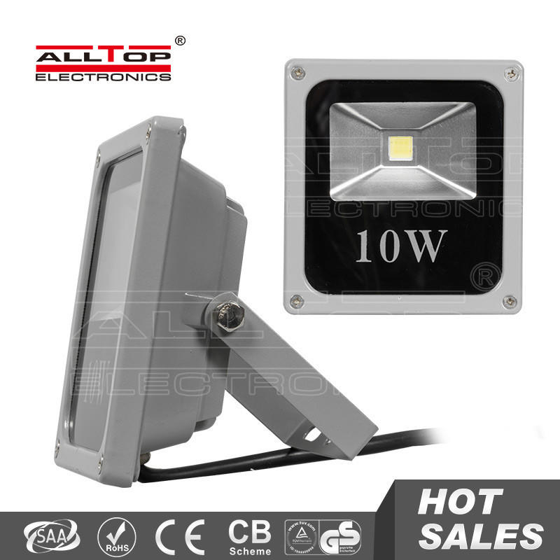 IP67 rgb portable waterproof bridgelux 5w rechargeable led flood lights