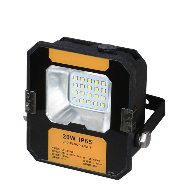 High quality outdoor waterproof IP66 Bridgelux portable 20w 50w 100w 150w 200w led flood light