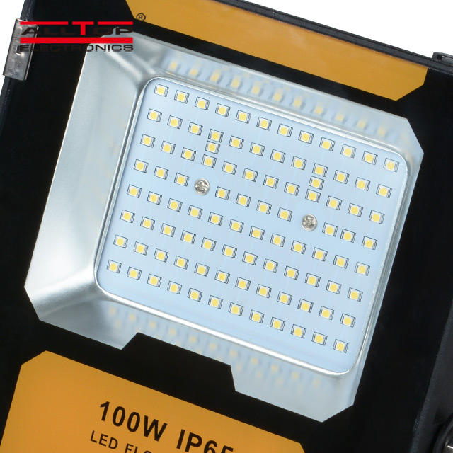 High quality IP65 waterproof outdoor Bridgelux 50 100 w led flood light