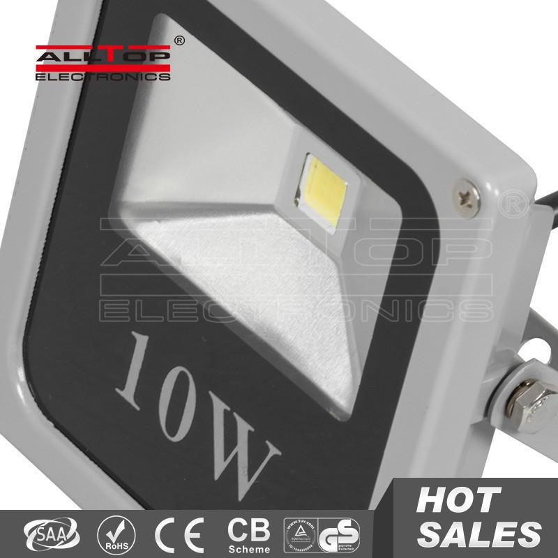 IP67 rgb portable waterproof bridgelux 5w rechargeable led flood lights