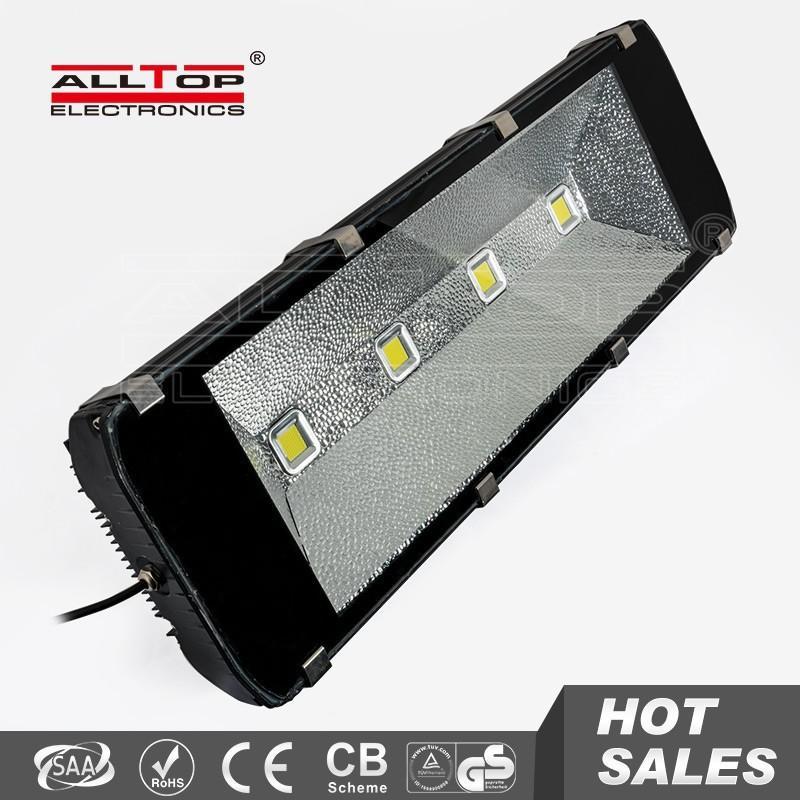 IP67 Waterproof bridgelux cob outdoor led flood light 400w