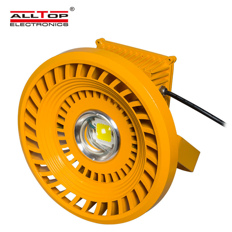 Waterproof cob aluminum 100w explosion proof floodlight