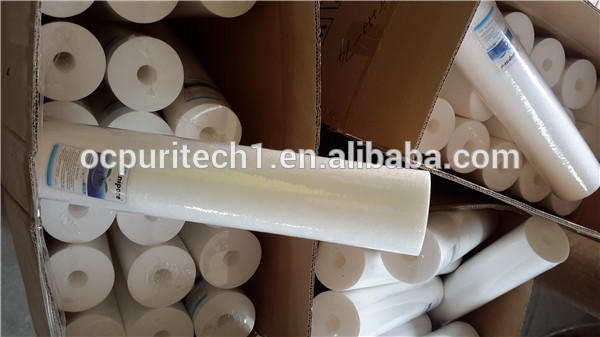 Hot China PP water filter cartridge supplier provided