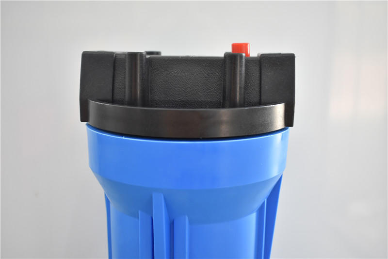 Commercial 20 Inch blue water filter