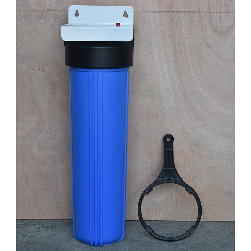 Ocpuritech bb big blue jumbo 20 inch 5micron 20'' pp drinking water ro filter purifier housing