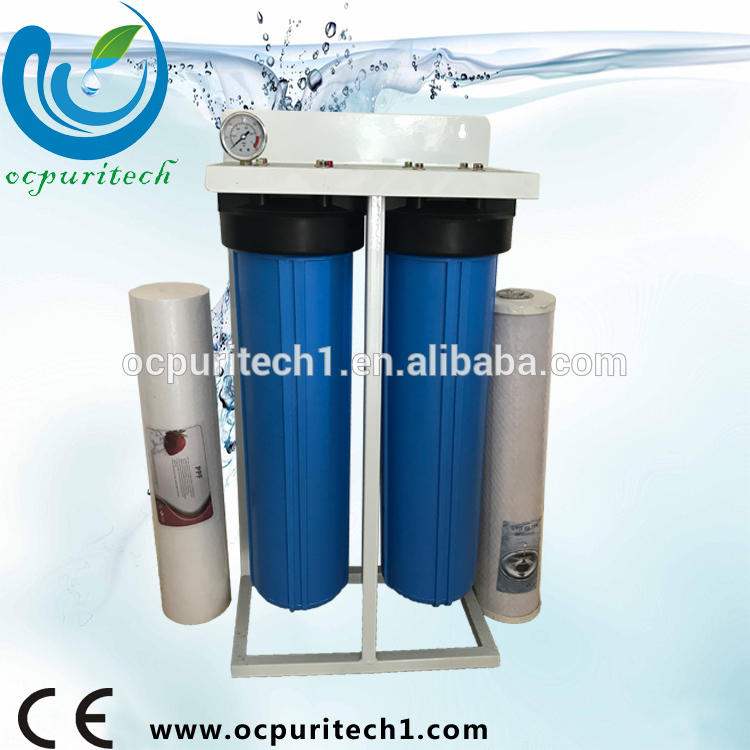 small RO water treatment purification pretreatment system
