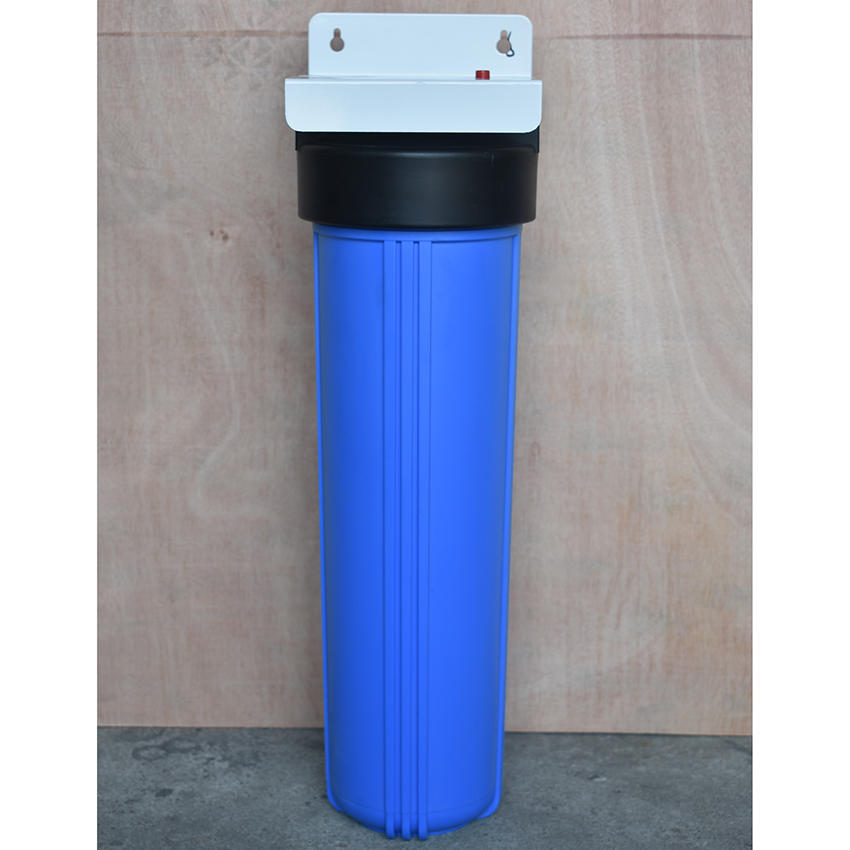Commercial 20 inch big blue water filter housing