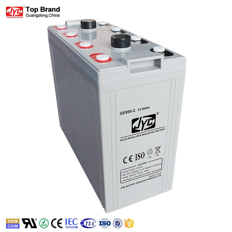 most powerful solar battery 2v 800ah for solar power