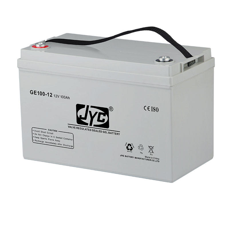 Top Quality max power 2 volta solar battery 100ah