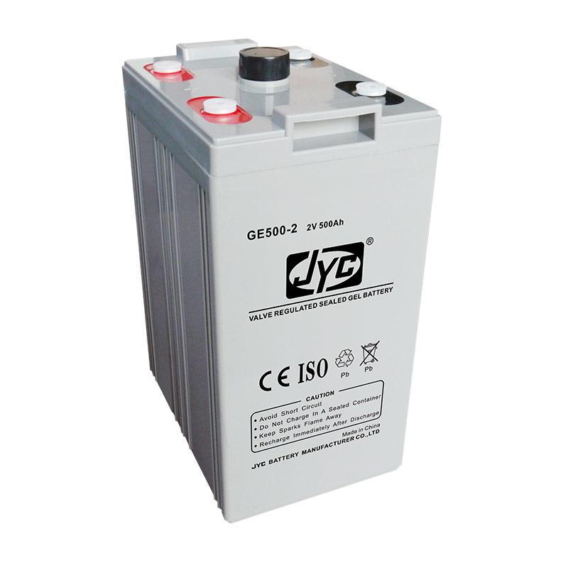 2V 500Ah Solar Battery Pack use for Solar Wind System
