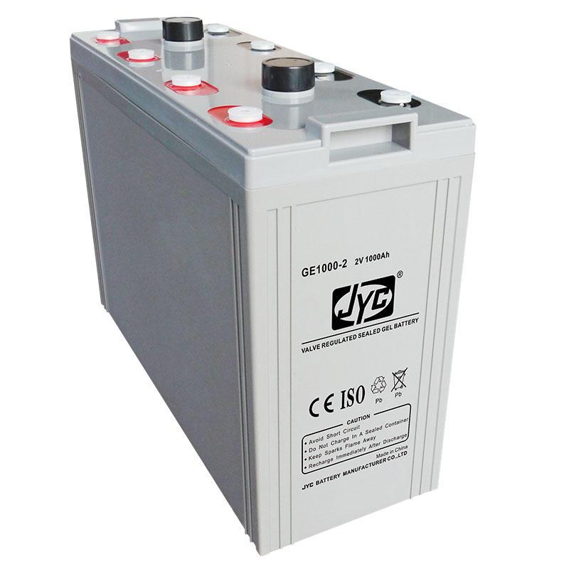 High Quality 2V 1000Ah Gel Cell Battery for Solar Wind System