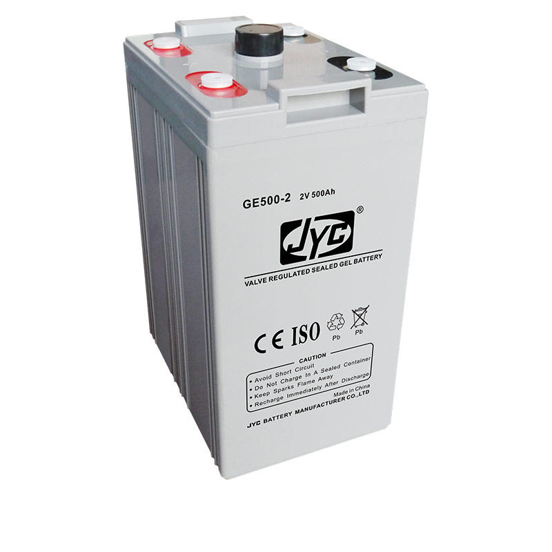 Maintenance Free Sealed Solar Battery 2v 500ah Deep Cycle Battery for Solar System