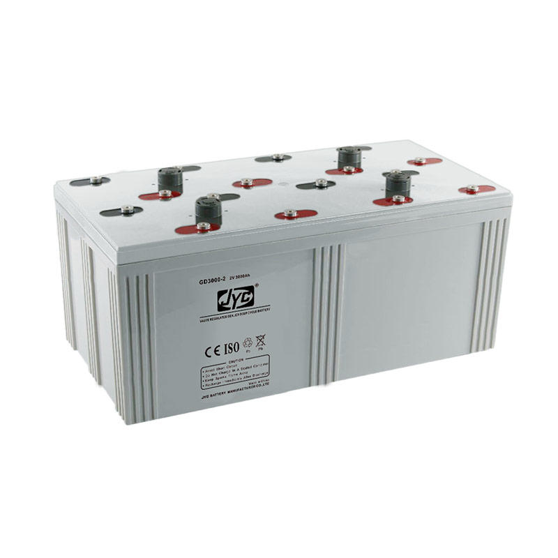 Big Capacity Deep Cycle Battery 2v 3000ah Solar Battery for Solar System/Backup