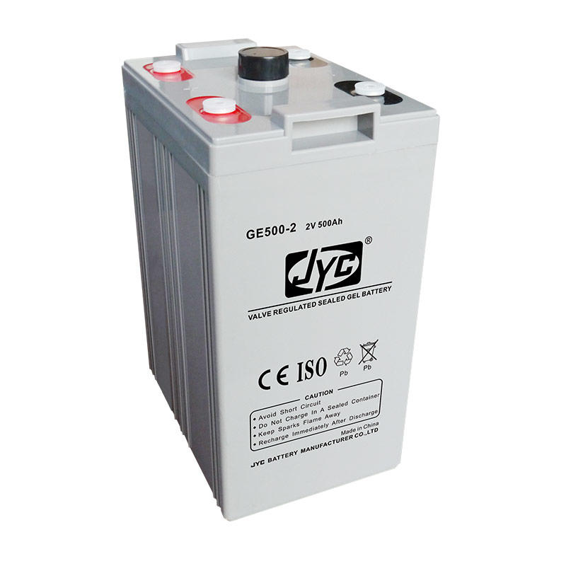 Excellent Safety Performance 2v 500ah solar battery