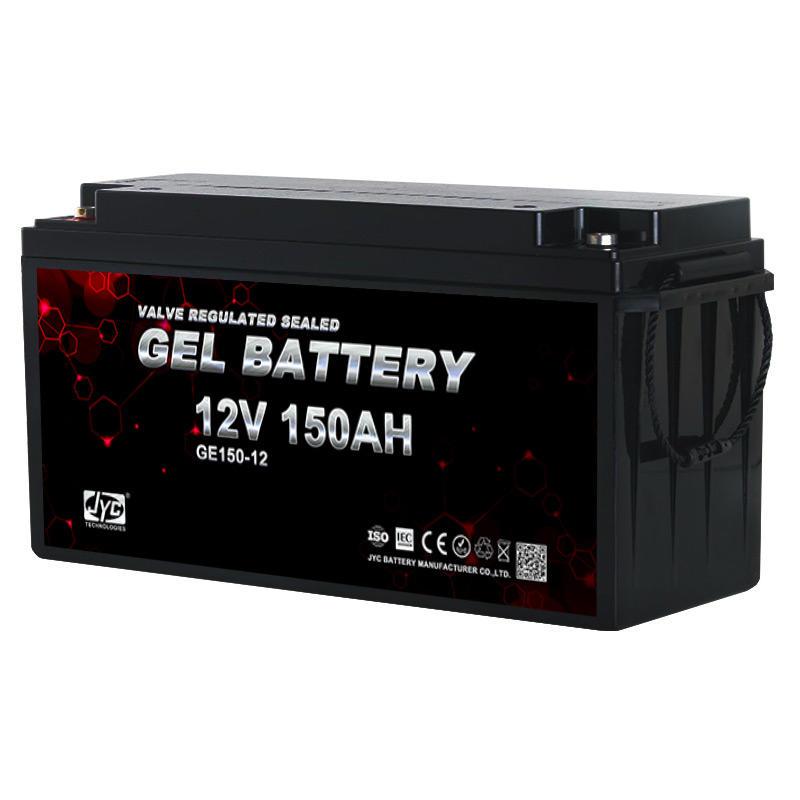 Big capacity solar gel battery 12v 300ah