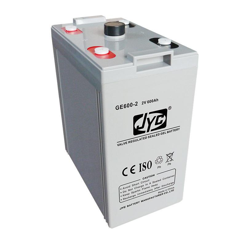 Guangzhou Hot Sales 2V 600Ah Solar Battery Price for Solar System Battery